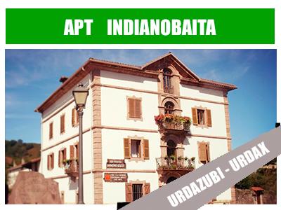 Apartamentos Indianobaita
