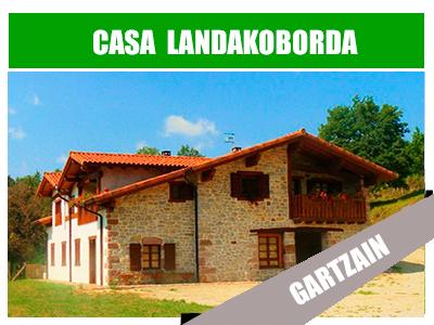 Casa rural landakoborda
