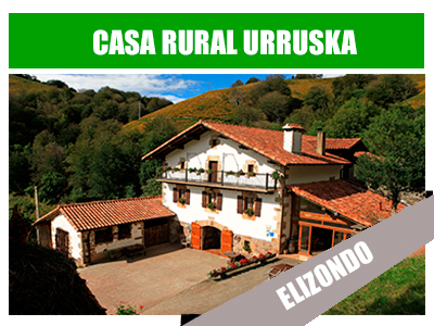Casa rural Urruska