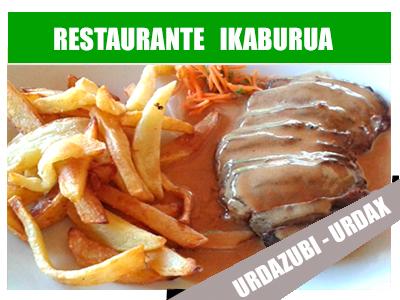 Restaurante Ikaburua